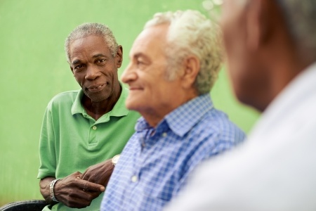 New Friendships in Retirement Years Become Family