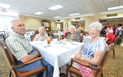 How Assisted Living Can Be the Key to Happiness