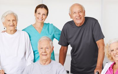 Why is Social Health Important for Seniors in Rome, GA?