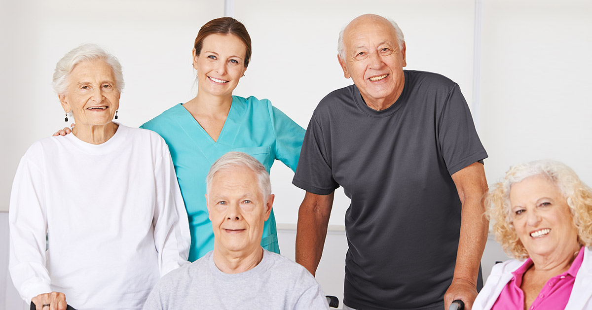 Focus on Social Health at Our Rome GA Assisted Living Center