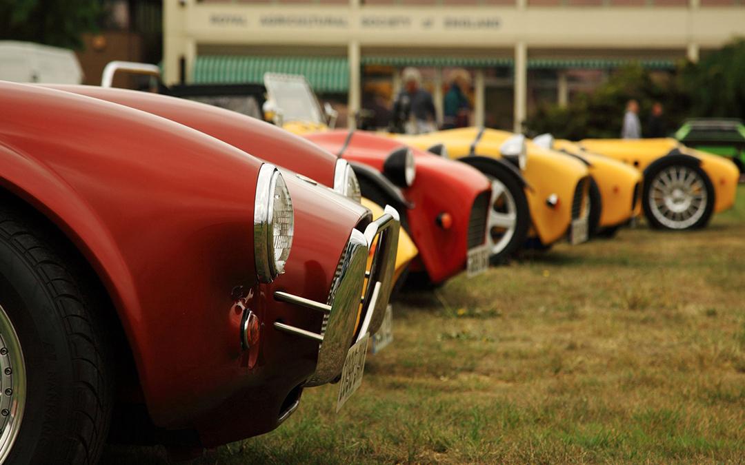Riverwood Annual Car Show