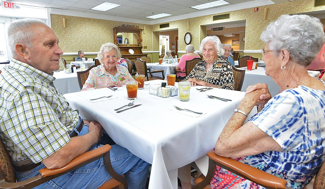Managing the Cost of Senior Living Rome GA
