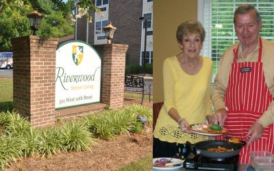 Recognizing the Volunteers who Make Riverwood Retirement Feel More like Home