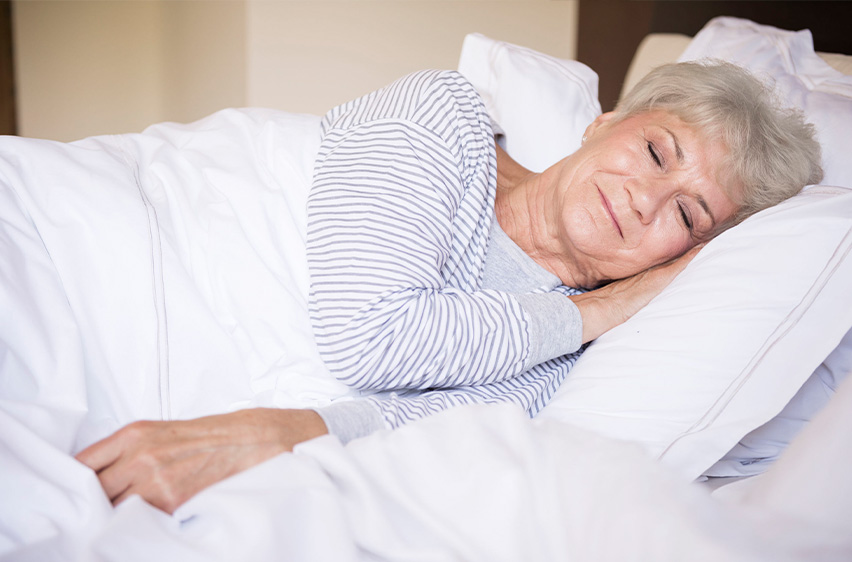 Active senior living and a good sleep can help boost the immune system for seniors in Rome, GA.