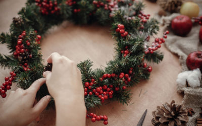 Small Ways to Decorate Your Space for the Holidays