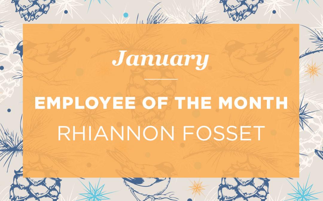 Rhiannon Fosset