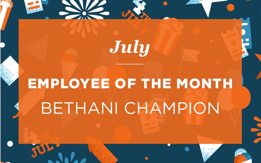 Bethani Champion
