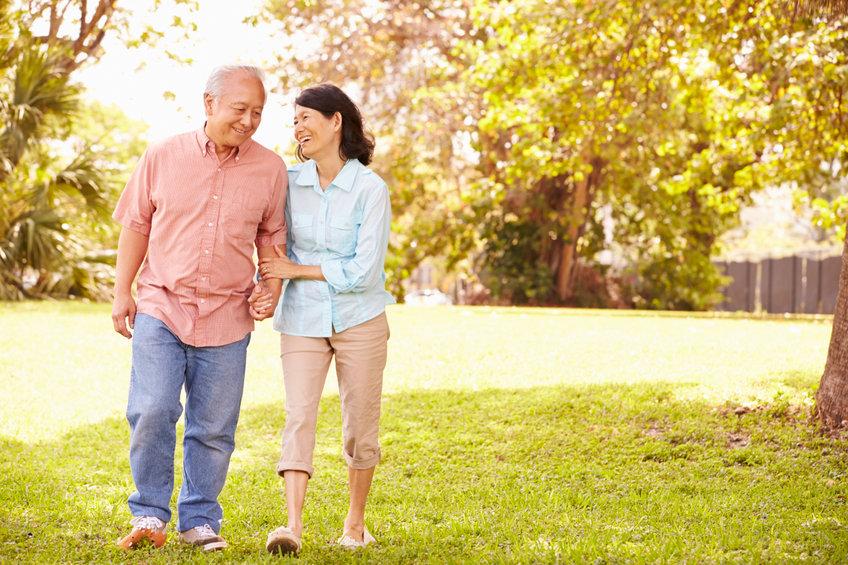 Benefits of Walking for Rome GA Seniors