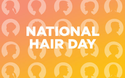 Happy National Hair Day